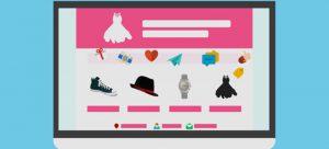 e-Ticaret Sitesi Tasarımı