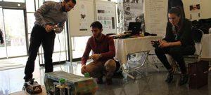 ODTÜ'de hayallerin ürüne dönüştüğü proje 'tasarım fabrikası'