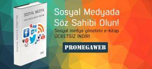 Ücretsiz Sosyal Medya El Kitabı