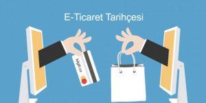 E-Ticaret tarihçesi promegaweb izmir web sitesi tasarımı