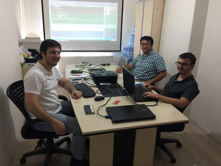 Web Proje Toplantımız