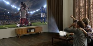 Ev Sinemasına Özel Lazer Projektör: LG ProBeam