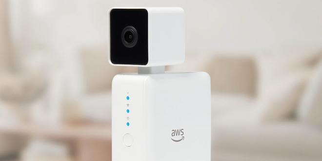 Amazon'dan Deep Learning Özellikli Video Kamera: DeepLens