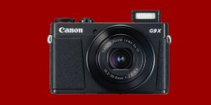 Şık, ince ve tarz sahibi: Canon PowerShot G9 X Mark II