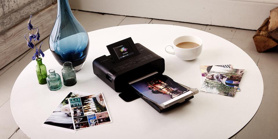 Canon Selphy CP 1300 ile Fotoğraflarınız Her Yerde Baskıda