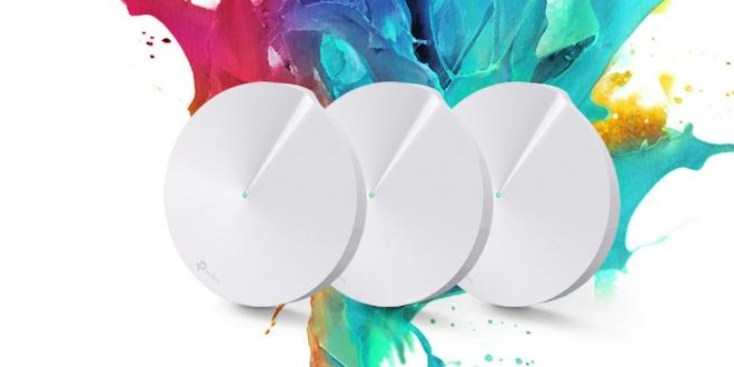 Evdeki Wi-Fi Sorununu Çözen Mesh Sistemi: Deco M5