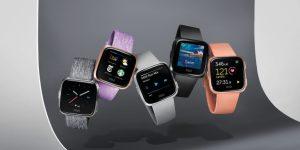 Metal Tasarımlı Hafif Akıllı Saat: Fitbit Versa