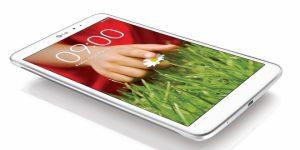 LG'den 8 İnç Ekranlı Üst Seviye Yeni Tablet: G Pad 3 promegaweb izmir web tasarım