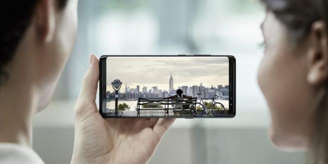 Küllerinden Doğan Amiral Gemisi Telefon: Samsung Galaxy Note8 [İnceleme]