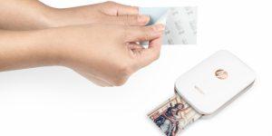 Cep Telefonuyla Kullanmalık Cep Yazıcısı: HP Sprocket