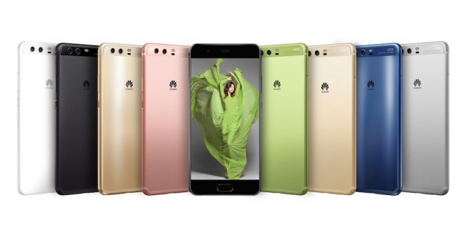 Huawei P10 Tanıtıldı İşte Özellikleri [MWC Özel]