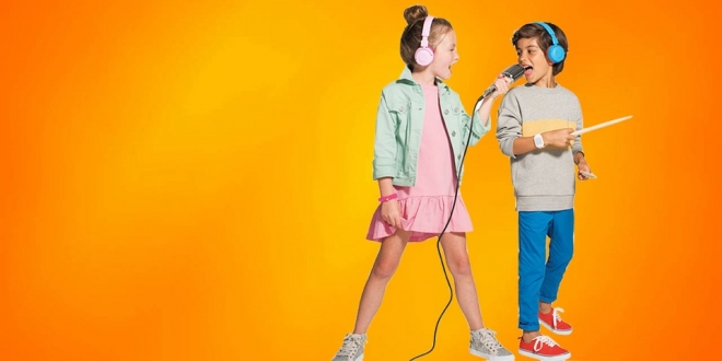 Bu Kulaklık Tam Çocuklara Göre: JBL JR300BT