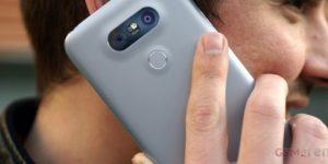 LG G6'nın Tasarımı Ortaya Çıktı