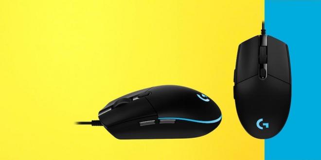 Oyunculara Prodigy Serisi Fare: Logitech G102 Gaming Mouse