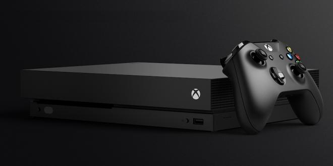 Oyun Konsolu Dünyasının Yeni Yıldızı Xbox One X Türkiye'de