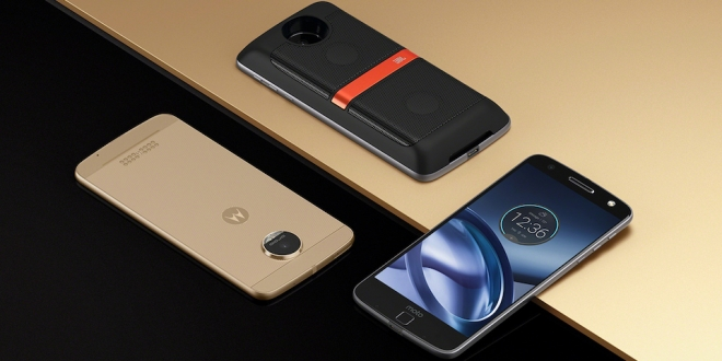 Yeniden Tasarlanabilen Telefon: Moto Z promegaweb izmir web tasarım