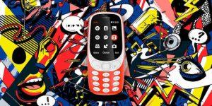 Nokia 3310 Efsanesi Huzurlarınızda! [MWC Özel]
