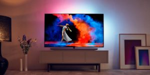 İhtişamlı ve Yetenekli OLED TV: Philips OLED 973