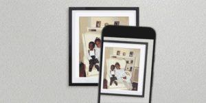 PhotoScan'le Basılı Fotoğrafları Telefona Aktarın promegaweb izmir web tasarım