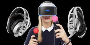 VR'la Kullananlara Özel Sanal Gerçeklik Kulaklığı: RIG 4VR