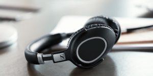 Kulaklıkta Kablosuz Özgürlük: Sennheiser PXC 550