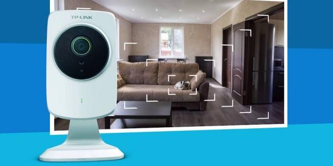 TP-Link NC250 Bulut Kamera ile Ev ve Ofisler Güvende