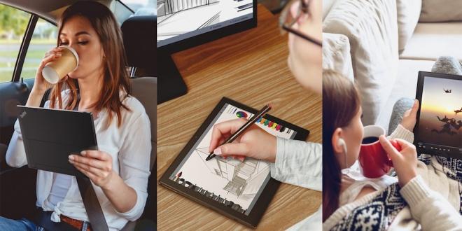 ThinkPad X1 Carbon Efsanesi Yenilendi [CES ÖZEL]