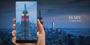Bir Tasarım Harikası: Xiaomi Mi MIX promegaweb izmir web tasarım