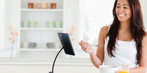 Cep Telefonlarını Gözle Kontrol Etmek Mümkün Olacak