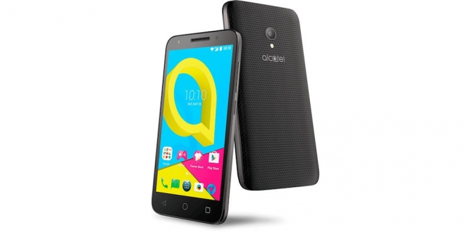 Sosyal Paylaşımcılara Özel Telefon: Alcatel A3