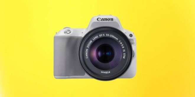 Fotoğraf Makinesi Efsanesinden İddialı Yeni Model: Canon EOS 200D