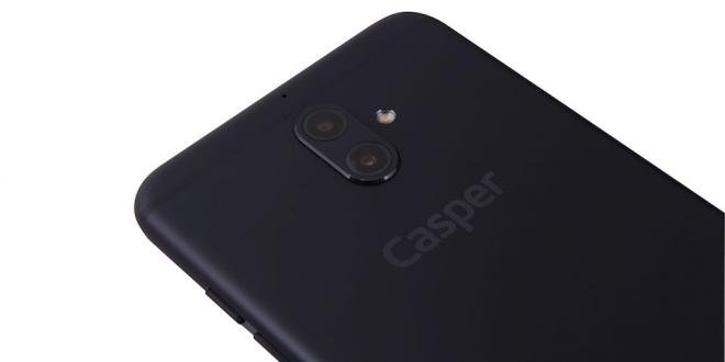 Casper'dan Formula Hızında Yeni Telefon: Via F1