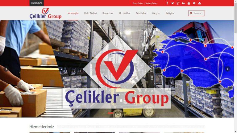 www.celiklergrouplojistik.com