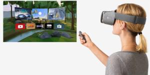 Google'dan Kaliteli VR Başlığı: Daydream View VR promegaweb izmir web tasarım