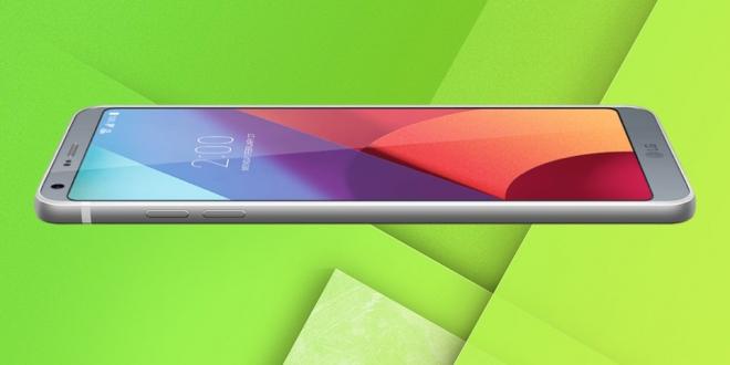 Telefon Pazarının Yeni Amiral Gemisi Modeli: LG G6 [MWC Özel]