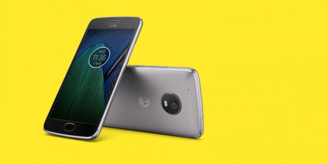 Moto G5 ve Moto G5 Plus da Rekabete Katıldı [MWC Özel]