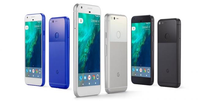 Google'dan İki Yeni Telefon: Pixel ve Pixel XL promegaweb izmir web tasarım