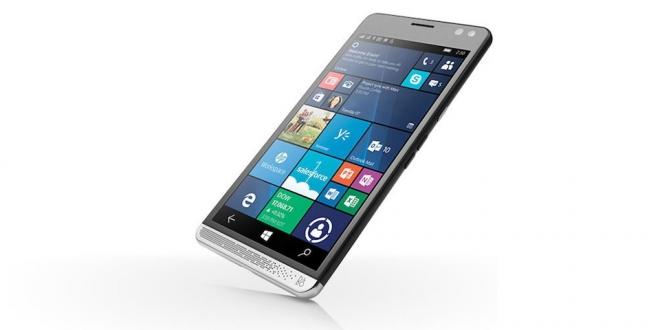HP'den Windows 10'lu Yeni Telefon Geliyor promegaweb izmir web tasarım