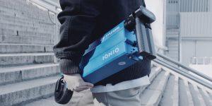 Hyundai'den Muhteşem Elektrikli Scooter: IONIQ [CES ÖZEL]