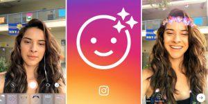 Yüz Filtreleri Artık Instagram Canlı Yayınlarında