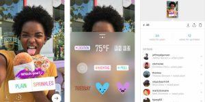 Instagram'dan Anket Düzenlemek Mümkün Olacak