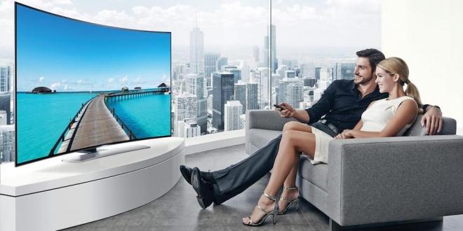 Kavisli Ekranlar Daha Az Yoruyor