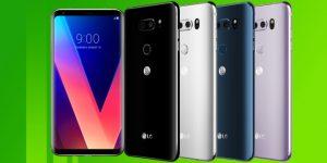 LG'nin Telefon Pazarındaki Yeni Yıldızı: LG V30