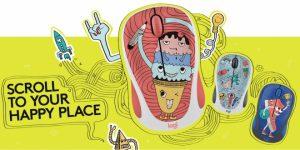 İçinizideki Çocuğu Ortaya Çıkaran Fare: Doodle Collection