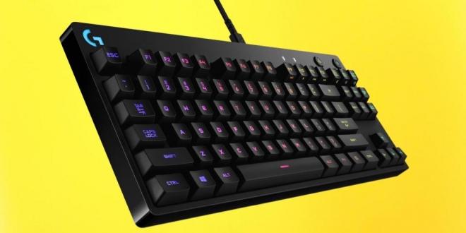 Oyuncularla Geliştirilen Oyuncu Klavyesi: Logitech Pro Gaming