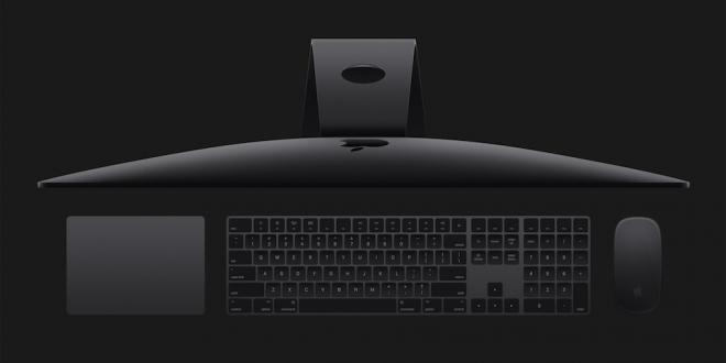 Şimdiye Kadarki En Güçlü Mac: Yeni iMac Pro