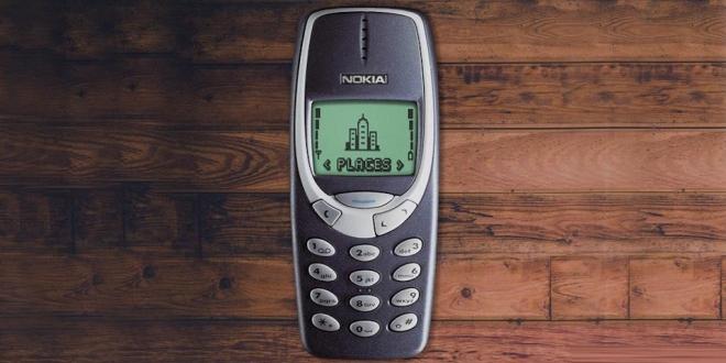 Nokia 3310 Efsanesi Geri Dönüyor!