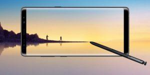 Samsung Galaxy Note 8 Tanıtıldı, İşte Özellikleri!