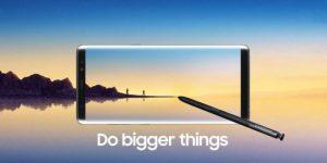 Samsung Galaxy Note 8'in Tüm Özellikleri Ortaya Çıktı
