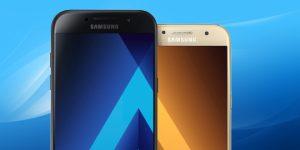 Samsung, Galaxy A Serisi Telefonlarını Tanıttı [CES ÖZEL]
